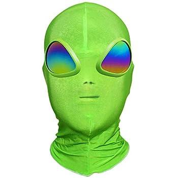 realistic alien masks