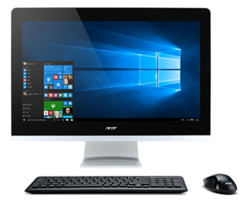 Acer Aspire AIO Desktop, 23.8' Full HD Touch, Intel...