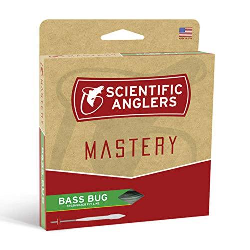 Scientific Anglers Amplitude Bass Bug Fly Line WF6F