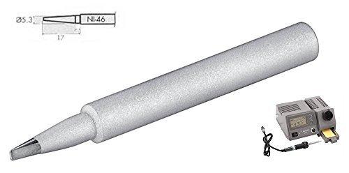LAFAYETTE Punta N1-46 Punta di ricambio da 2,0 mm per stazione saldante SDD-9