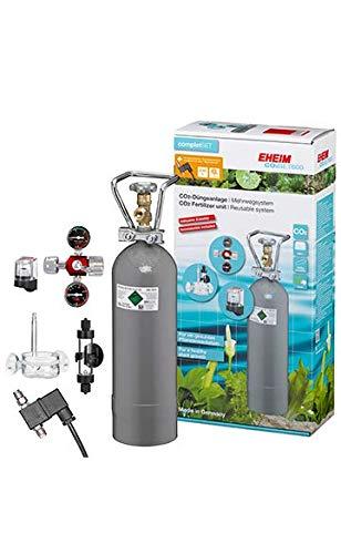 Eheim CO2SET600 Komplettset CO2 2000g inkl. Nachfüllflasche mit Nachtabschaltung