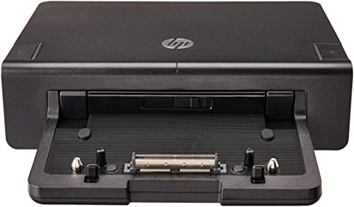 HP 120W DOCKING STATION US Black–Ersatzteil Docks & Port replicators (Docking, HP, HP 6360t HP EliteBook 2170p HP EliteBook 8460p HP EliteBook 8460W HP EliteBook 8470p HP..., 110–120, 120W, Black)