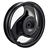 10' Rear Rim (2.15x10) - 19 Spline - 20mm ID for Tao Tao Jet 50 Pony 50 VIP 50 Speedy 50 Scooter Moped by VMC CHINESE PARTS