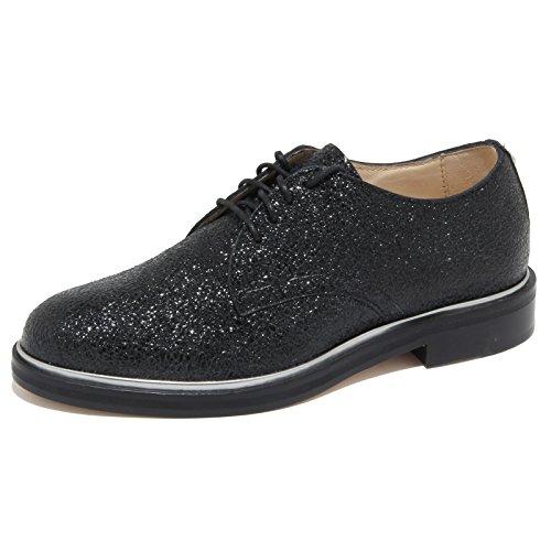 Jimmy Choo 6237N Scarpe allacciate Nero Scarpe Donna Shoes Women [35]