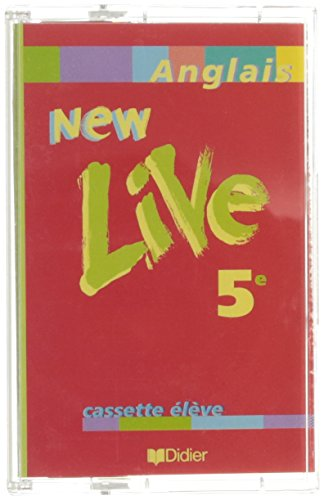 New live 5e LV1 cassette élève
