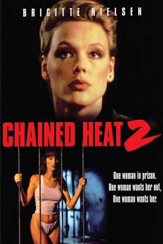 Chained Heat 2 Poster 01 A3 Box Canvas Print
