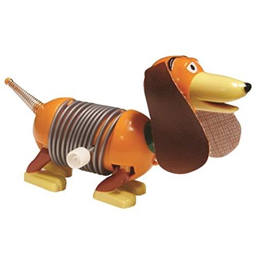 Toy Story 4 LNT02000 - Perro de Juguete con Cuerda, Multicolor