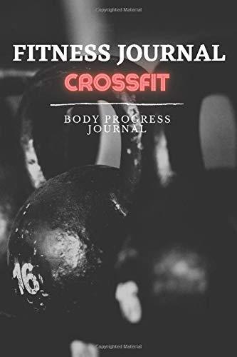 Fitness Journal Crossfit: Body Progress Journal