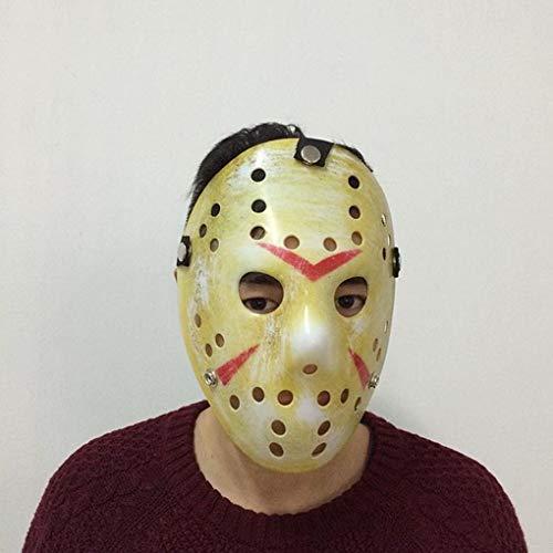 Qimao Máscara de Halloween del Horror...