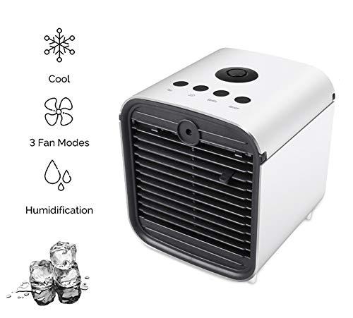 HHH Mini Air Cooler Humidificador Purificador y Ventilador