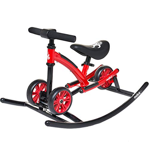 Mobo Cruiser Wobo Rocking Horse Ride On & Baby Balance Bike