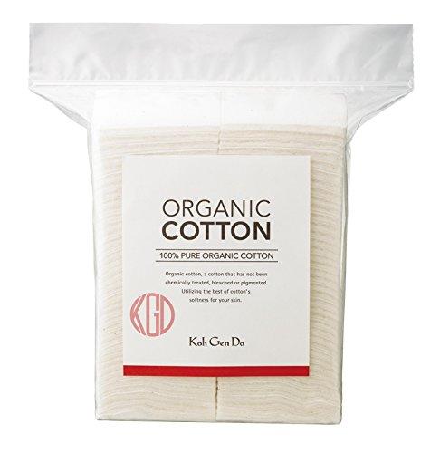Preisvergleich Produktbild Koh Gen Do Baumwollpads,  für die Gesichtspflege,  organische Baumwolle,  80 Stück