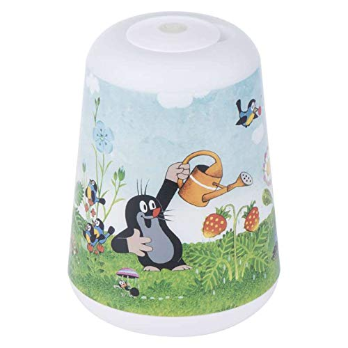 Originelle LED Nachttischlampe für Kinder mit dem Thema eines beliebten Charakters/inkl. abnehmbarer Taschenlampe