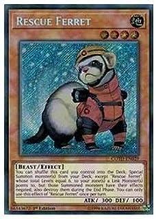 遊英語 茶 Rescue Ferret(S)(1st)(レスキューフェレット)