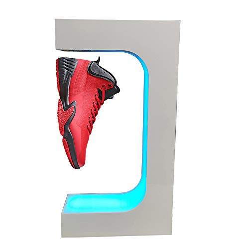 YIJING Magnetic Levitation Shoe Display Stand Floating 360° Rotation Using in Showing...