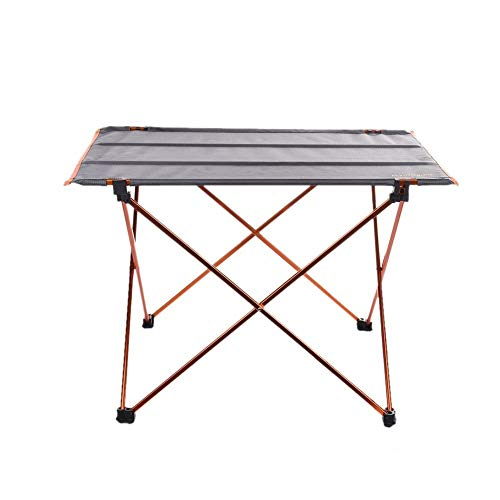 Möbel für Camping Wandertisch, 30er Jahre Schnellmontage, 800 g ultraleichter Campingtisch für draußen