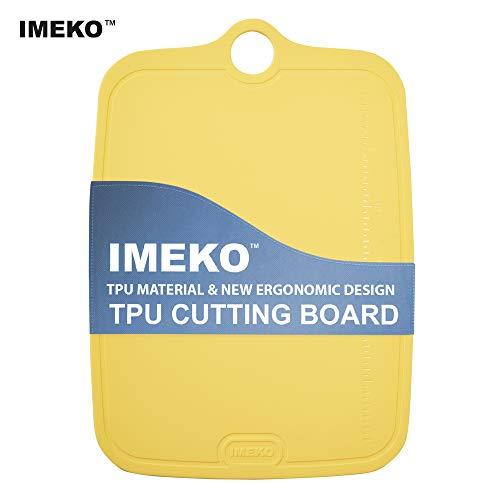 IMEKO New 2019 Kitchen Ergonomic Design TPU Cutting Board -...