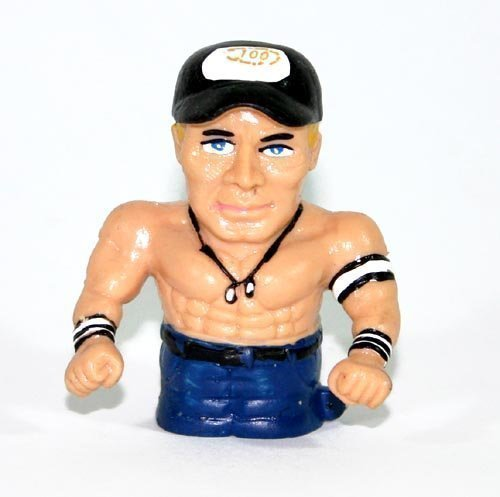 VDP Cena WWE Finger Wrestler Thumb Wrestling Daumen-Wrestling
