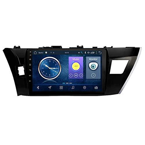 10.1 Pulgadas HD LED Pantalla Táctil Completa Android 8.1 Navegación GPS para Toyota Corolla 2014-2016 Sistema Estéreo con Bluetooth, Sistemas De Navegación para Automóvil