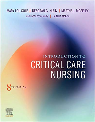 41Y1yZsYvlL - Introduction to Critical Care Nursing E-Book