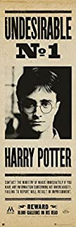 Harry Potter - Door Movie Poster/Print (Undesirable No. 1) (Size: 21 inches x 62 inches)