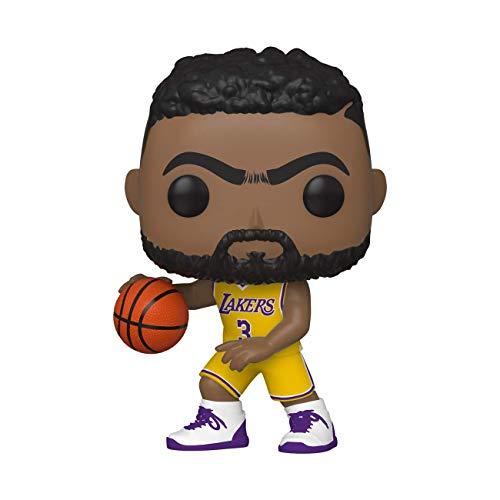 Funko - Pop! NBA: Lakers - Anthony Davis Figurina, Multicolor (46548)