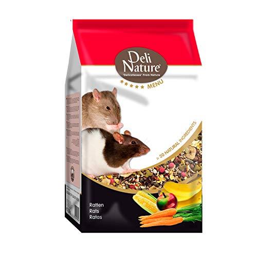 Deli Nature 15–029536Menü 5Stars für Ratten–2500gr