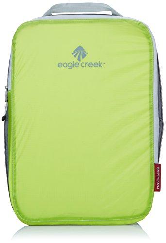 Eagle Creek Packtasche Pack-It Specter Compression Cube platzsparende Kofferorganizer für die Reise, M, grün
