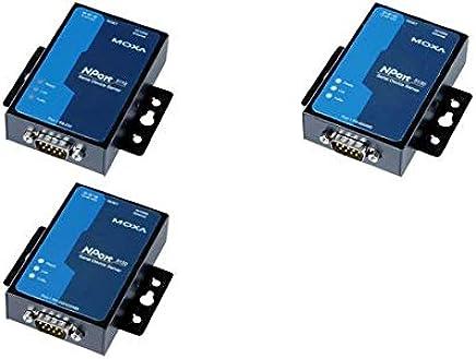 MOXA - NPORT 5150 Convertitore Ethernet / Seriale RS232-485-422 -NPort 5150 - Confronta prezzi