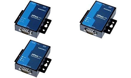 MOXA Serial Device Server, 1 Port, RS-232/422/485 VE = 1