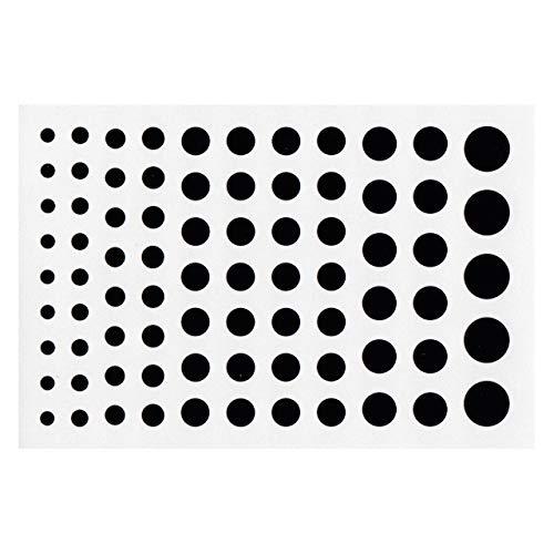 クラムワークス 盗撮防止シール Webカメラ カバー 【厚さ0.1mm 全ノートPC対応】 BSR5C89-GK