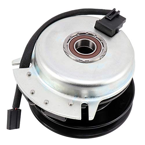 OCPTY Electric Power Take Off Clutch Electric PTO Clutch 717-04376 Quality Upgraded Fit for Bolens, for Cub Cadet, for Huskee, for MTD, for Sears Craftsman, for Troy Bilt, for White Outdoor