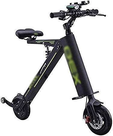 Scooter Eléctrico Adultos, 8 '' E-Scooter, Mover Y Diseño Ajustable, Máximo De Velocidad De 25 Km/H, Scooters Adecuado para Los Adultos Y Adolescentes