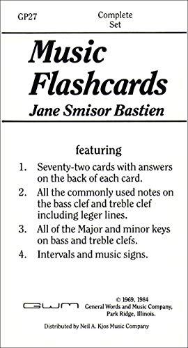 Flashcards: General Music by Jane Bastien
