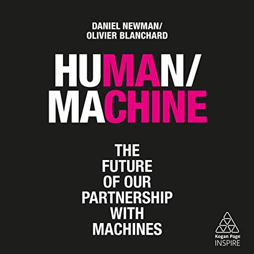 『Human/Machine: The Future of Our Partnership with Machines (Kogan Page Inspire)』のカバーアート