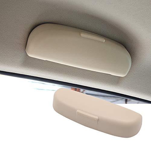 SKTU Custodia per occhiali da auto, porta-occhiali per automobili