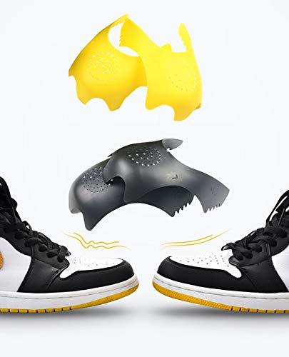 2 Pairs Sneaker Crease Protector-2020 Upgrade Premium Profession Grade-Feet Need Better...