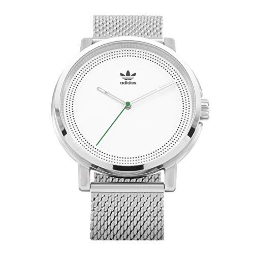 Adidas district m2 reloj para Hombre Analógico de Cuarzo japonés con brazalete de Acero inoxidable Z223244-00