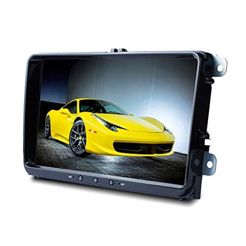 Dinapy GPS Navi Navigation Für Auto, 7/9 Zoll HD Touchscreen GPS, 1024x600 Auflösung, Kostenloses Kartenupdate Navigationsgerät, Sprachführung Blitzerwarnung