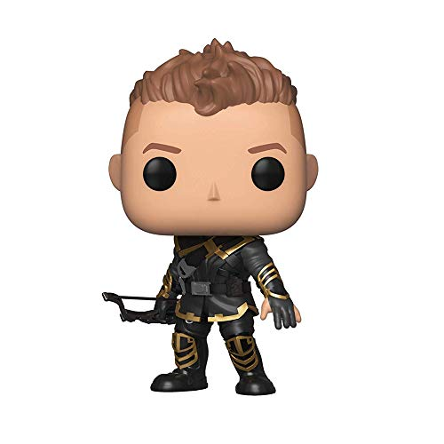 Funko- Pop Bobble: Avengers Endgame: Hawkeye w/Chase Collectible figure, Multicolor, talla única (36669) , color/modelo surtido