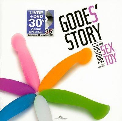 Godes'story : L'histoire du sex toy + 1 DVD