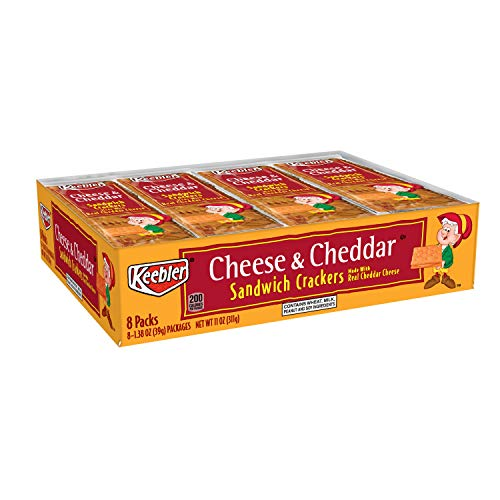 cheese and cracker sandwich - 6