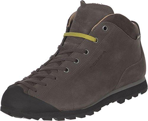 Scarpa Scarpa Unisex Mojito Basic MID GTX Trekking-& Wanderhalbschuhe, Braun (Brown Gore Tex Bn Symbios Flat), 41 EU