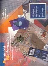 Advanced Mathematics Precalculus with discrete Mathematics and Data Analysis Teacher's Resource File