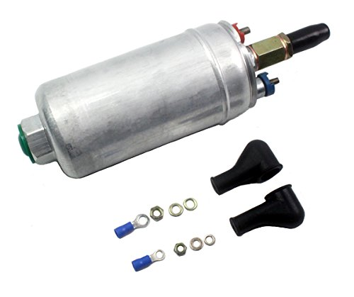 SUNDELY® Universal External Inline High Performance 300 LPH Fuel Injection Pump for Racing Cars Replacing BOSCH 0580254044