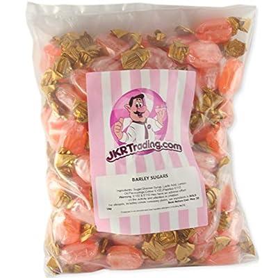 barley sugar 1kg value share bag of wrapped barley sugars Barley Sugar 1KG Value Share Bag of Wrapped Barley Sugars 41Y29EQz mL