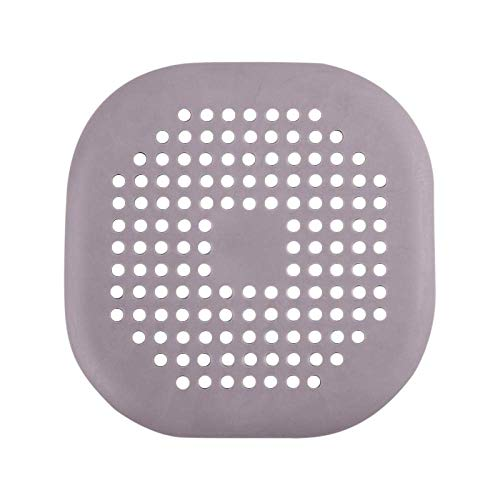 ZTMN Bodem nat en droog pluis filter haar filter van keuken wastafel filter bad afvoeren anti-blokkerende vloer afvoer * 13.8 13.8 Grijs