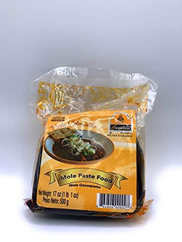 Juquilita Mole Coloradito - Mole Oaxaqueno Paste - 17 oz