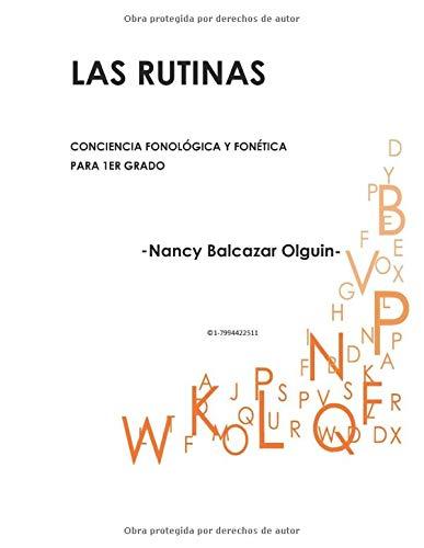 Las Rutinas: Conciencia fonológica y fonética