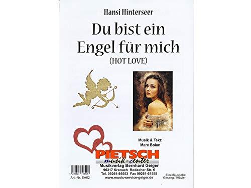 Musikverlag Geiger, Hansi Hinterseer - Tú eres un ángel para mí